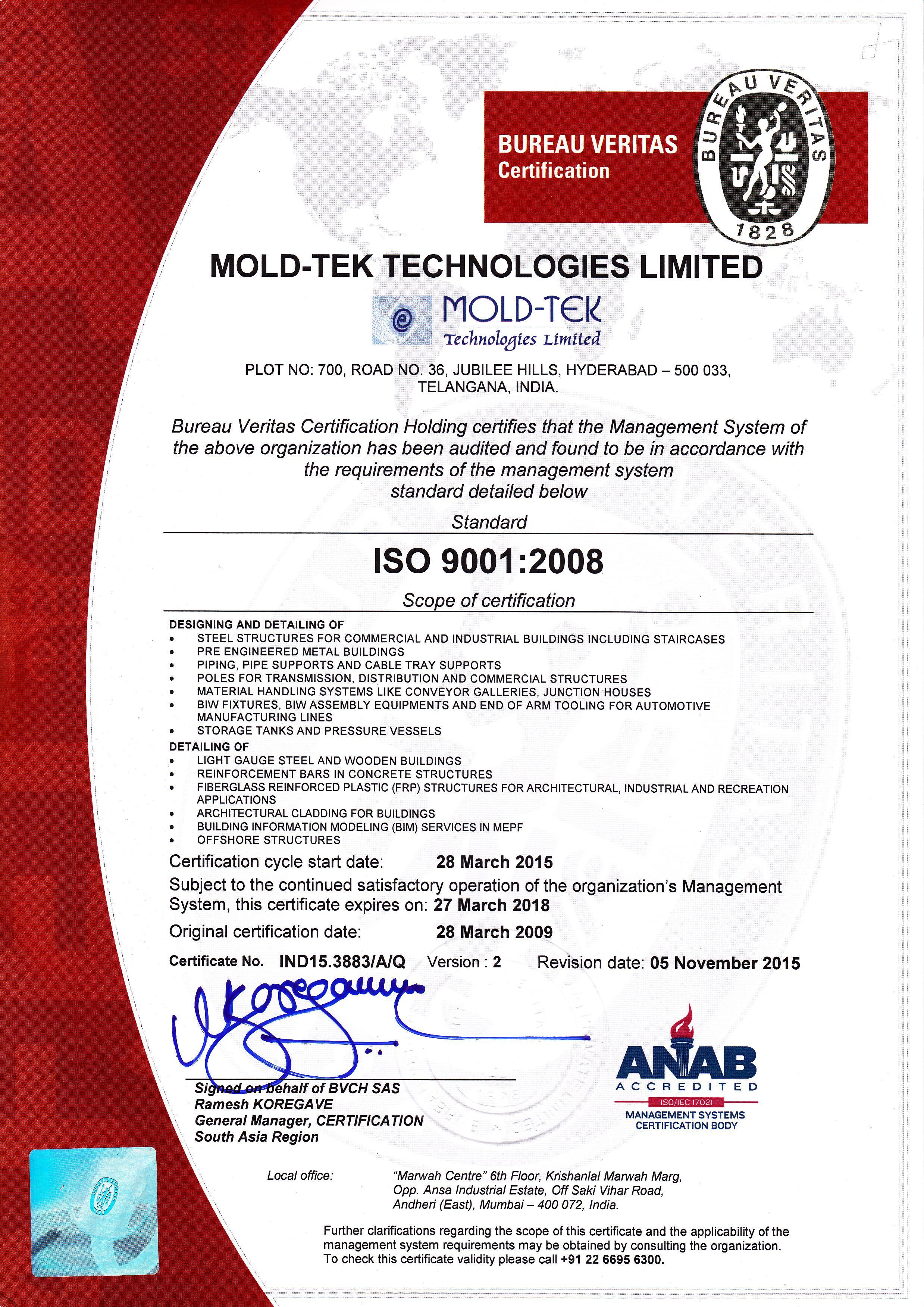 Mold-Tek Group